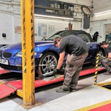 4 Wheel Alignment