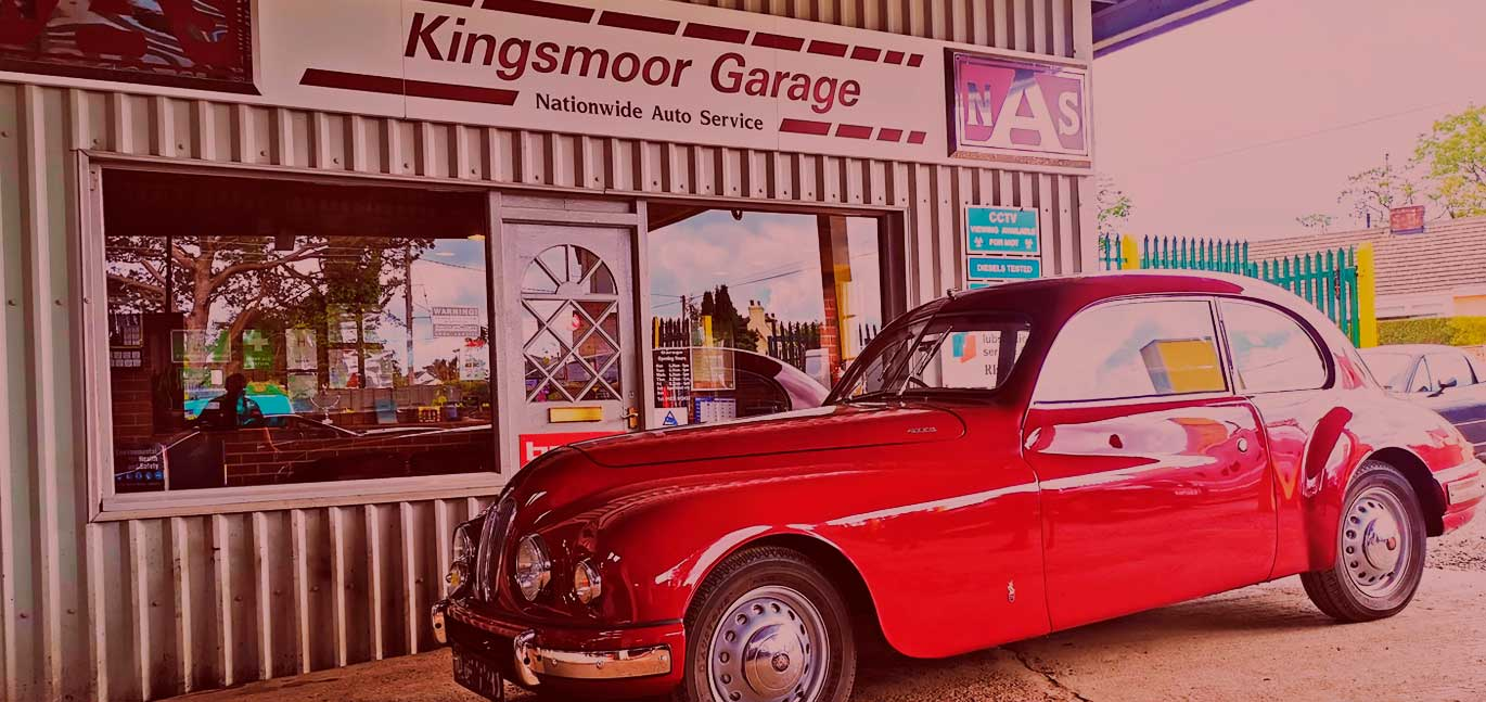 Kingsmoor Garage Ltd